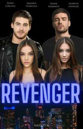 REVENGER (P.I.C Book 2) by MrsNaquita