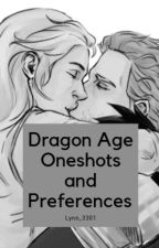 Dragon age x reader oneshots and preferences  by Lynn_3301