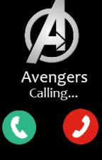 Texting THE Avengers by The1StoryLove