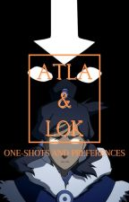 ATLA & LOK |One-shots and Preferences| by 0453373bella