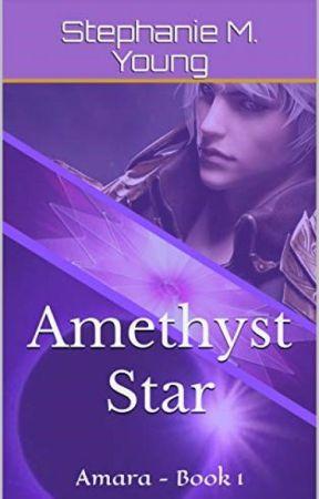 Amara # 1 - Amethyst Star by stephanie_m_young