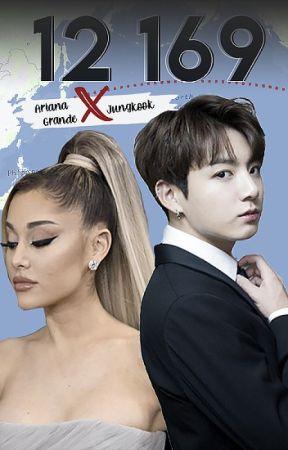 12,169 ; {AriKook} {AU} {Ariana Grande x Jungkook} by KingDubois