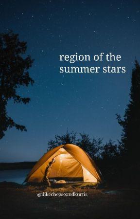 region of the summer stars [h.s. // a.u.] by ilikecheeseandkurtis