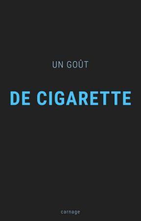 Un goût de cigarette by carna_n_ge