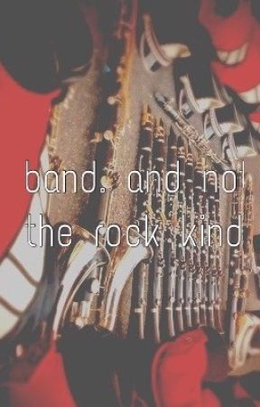band ... and not the rock kind. // 5sos au by mukeday