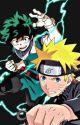 Naruto en Bnha  by Uzumakiteorias1