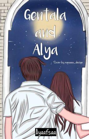 gentala and alya(on going) by ayaafsaa