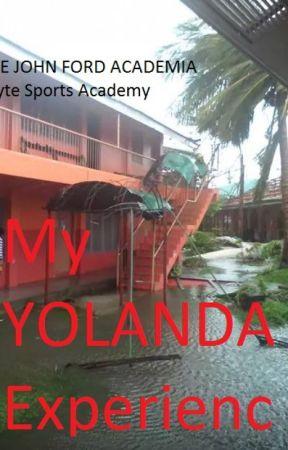 My YOLANDA Experience by AceJohnFord