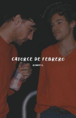 CATORCE DE FEBRERO by itsjustronnie