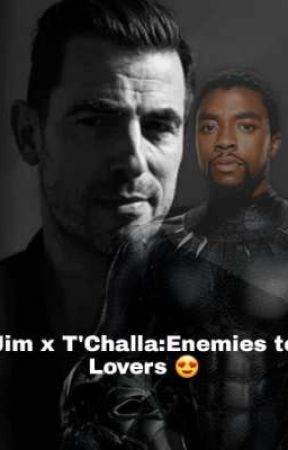 Jim x T'Challa: Enemies to Lovers 😍 by stale_doritos