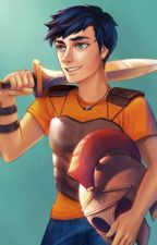 Percy Jackson: Guardian of the Hunt by ProLegend16