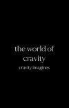 𓄹 world of cravity𓂃 cravity imagines ៹ (hiatus) cover