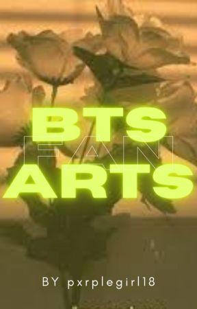 BTS Fanarts by pxrplegirl18