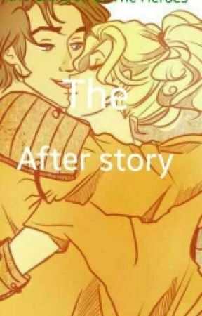 The Children Of Olympus: The After Story by EmotionalAllDay