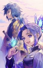 The Broken Butterfly and the Cold Ocean || Kny by DemonSlayerSimp