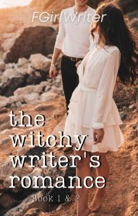 The Witchy Writer's Romance [Book 1 & 2] - Published by PHR cover