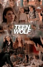 Two Worlds (Malia Tate x reader)  by Mazikeen_lucifer_1