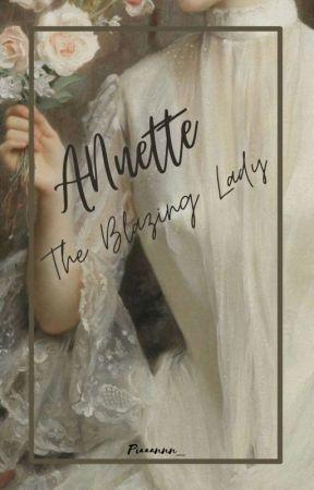 Annette : Blazing Lady #1 by piaaannn_