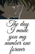 The day I made you my number one forever by OreoGod17
