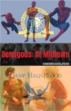 Demigods: At Midtown (A Percy Jackson and Marvel crossover) by OoBooksAreLifeoO