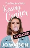 The Trouble with Kissing Connor cover