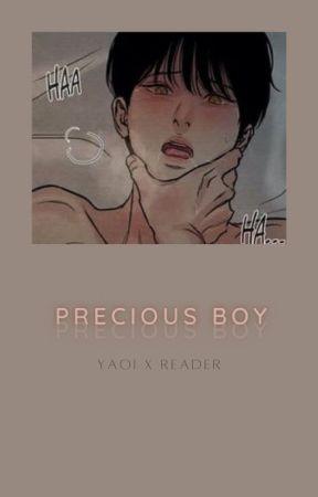 Yaoi x reader by kakashilover21