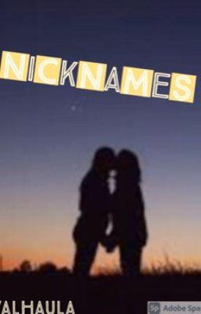 Nicknames (girl x girl) by Valhaula