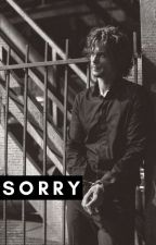 Sorry | Spencer Reid Fanfic by TheAestheticDiary