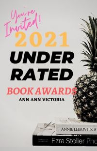 UNDERRATED BOOK AWARDS cover