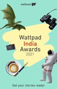 Wattpad India Awards 2021 cover