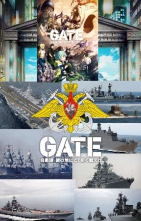 The Russian Strike Group X Gate (Gate Fanfiction) by JeanCarlo3806