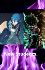 New students in Class 1a by saiyandj