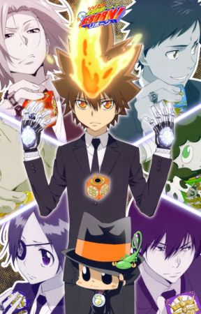 The Vongola Decimo's Honorary Visits! (Katekyo Hitman Reborn Fanfiction) by ChubbyChubbyMe