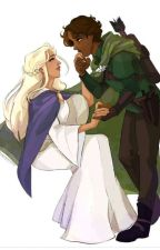 Will and alyss (Ranger Aprentice) by Courtlizabeth