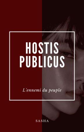 hostis publicus (l'ennemi du peuple) [junew] by storm-lover