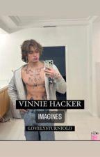 VINNIE HACKER IMAGINES by -BUTTERFLYHACKER
