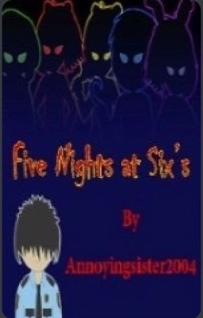 Little Nights at Six's. (Little Nightmares Shortfic.) by Annoyingsister2004