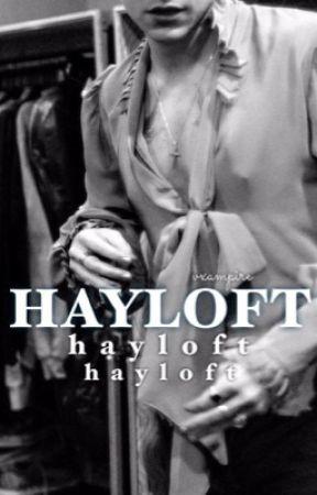 Hayloft | H.S by vxampire