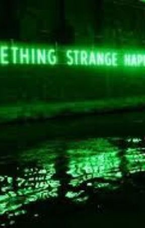 Something strange:A BL role play book by Chaotic_transboi_