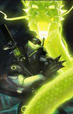 Overwatch: Deku The Ancient Dragon Hero by ShallowStorm964