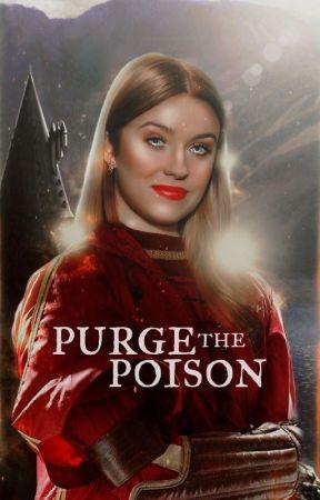 Purge the Poison ━━ Graphics Portfolio by bluntloves