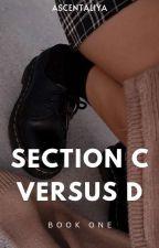 SECTION C VS. D   Book 1 by Nishishine