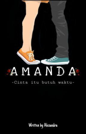 AMANDA [ON REVISI] by AlexandraJanneta