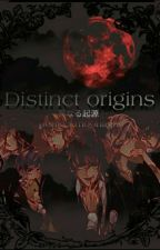 Distinct Origins - Diaboliks lovers (AU), de Nereidaa_P