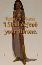 I shall defend your throne.( Ongoing) by Reins_of_Suns