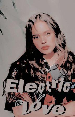 Electric Love; Stefan Salvatore  by DevilSpawn2005