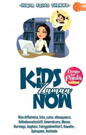 Kids Zaman Now Bab 1 by wwgpublisher