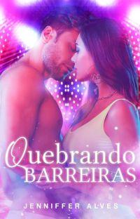 QUEBRANDO BARREIRAS cover