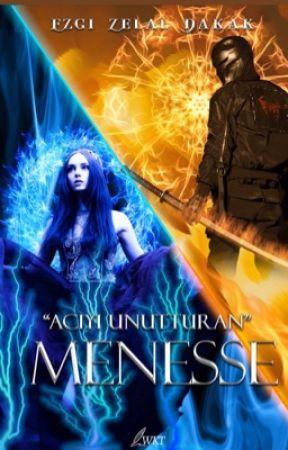 "MENESSE  1 ""Acıyı Unutturan"" by Ezelalkaymaz"
