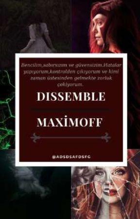 DISSEMBLE/MAXİMOFF  by ADSDSAFDSFG